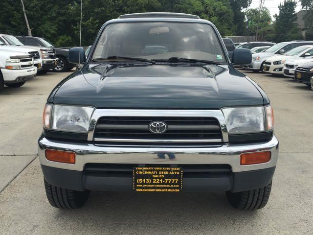 1996 Toyota 4Runner SR5 - Photo 2 - Cincinnati, OH 45255