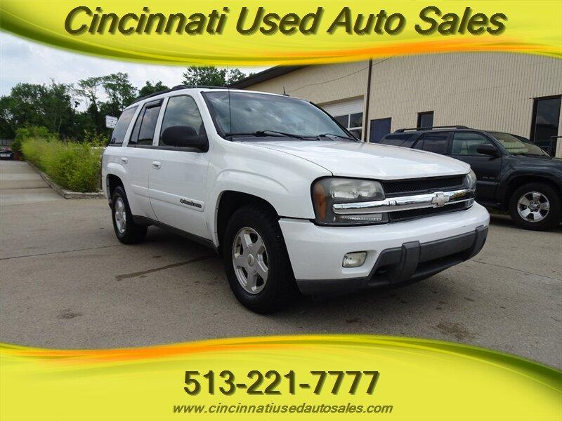 2004 Chevrolet Trailblazer LT for sale in Cincinnati, OH
