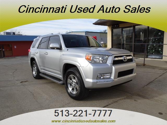 2011 Toyota 4Runner Limited - Photo 1 - Cincinnati, OH 45255