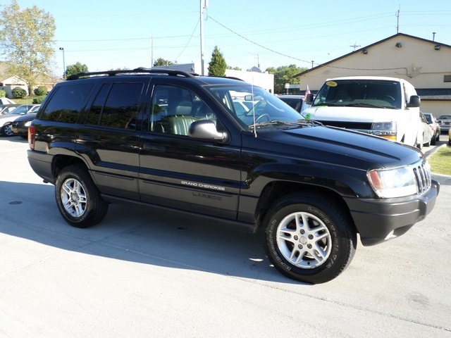 2003 jeep grand cherokee laredo for sale in cincinnati oh stock 11350. Black Bedroom Furniture Sets. Home Design Ideas