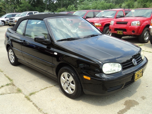 2001 volkswagen cabrio glx for sale in cincinnati oh stock 10707 2001 volkswagen cabrio glx for sale in
