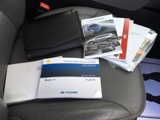 2013 Hyundai Sonata Hybrid Limited - Photo 24 - Cincinnati, OH 45255