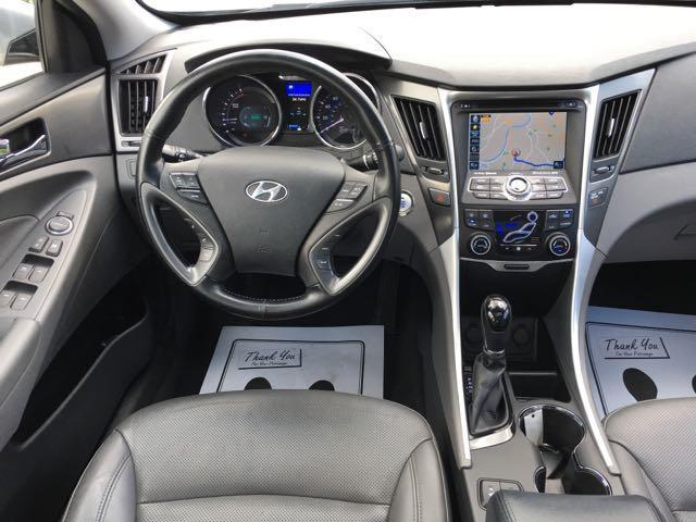 2013 Hyundai Sonata Hybrid Limited - Photo 7 - Cincinnati, OH 45255