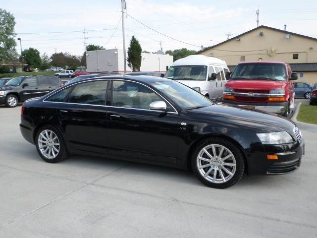 2008 audi s6 quattro for sale in cincinnati oh stock 11640. Black Bedroom Furniture Sets. Home Design Ideas