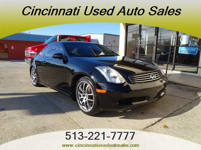 2007 Infiniti G35 - Photo 1 - Cincinnati, OH 45255