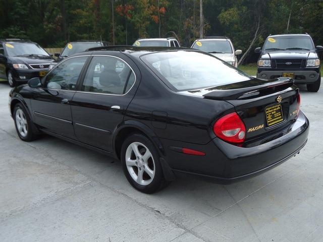 2000 Nissan Maxima Gle For Sale In Cincinnati Oh Stock 11048