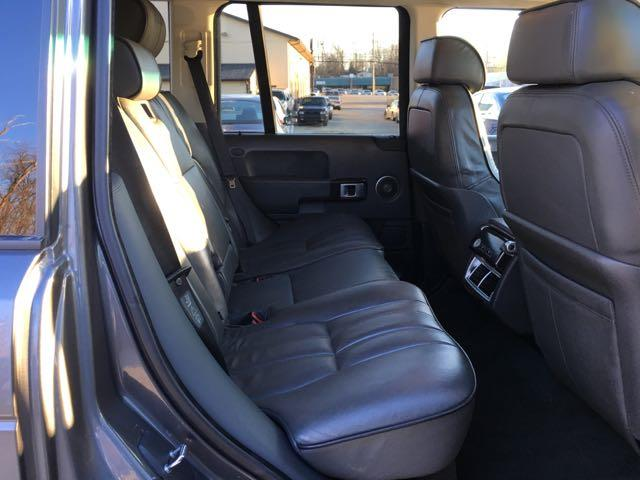 2006 Land Rover Range Rover Supercharged 4dr SUV - Photo 9 - Cincinnati, OH 45255