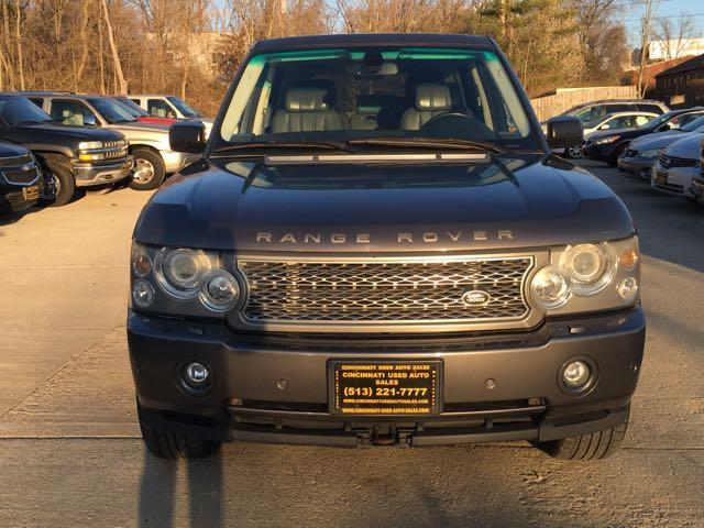 2006 Land Rover Range Rover Supercharged 4dr SUV - Photo 2 - Cincinnati, OH 45255