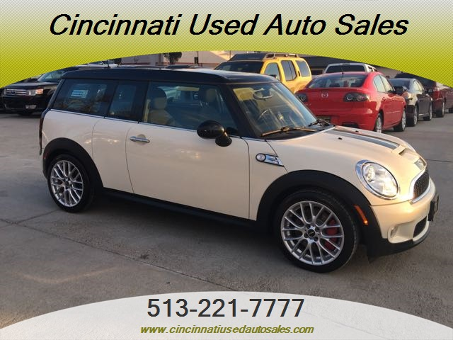 2009 Mini Cooper Clubman John Cooper Works For Sale Canariasdeportiva
