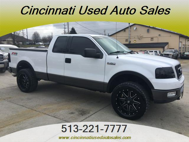 2004 Ford F 150 Fx4 4dr Supercab For Sale In Cincinnati Oh