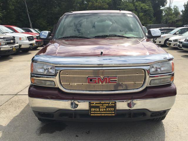 2002 GMC Sierra 1500 SLE 4dr Extended Cab - Photo 2 - Cincinnati, OH 45255