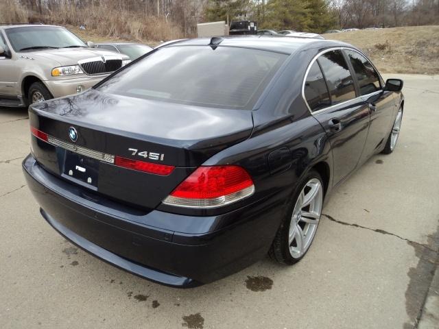 2002 BMW 745i for sale in Cincinnati, OH | Stock #: 10539