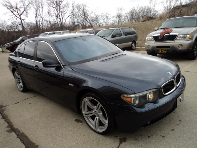 BMW I For Sale In Cincinnati OH Stock - 2002 bmw 745i price
