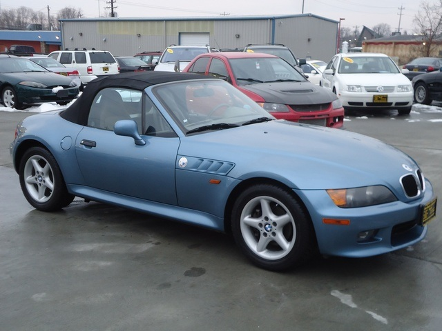 1999 Bmw Z3 2 8 Photo 1 Cincinnati Oh 45255