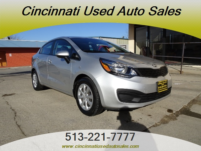 2013 Kia Rio LX - Photo 1 - Cincinnati, OH 45255