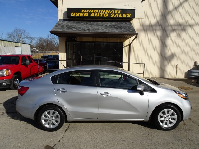2013 Kia Rio LX - Photo 3 - Cincinnati, OH 45255