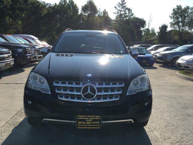 2010 Mercedes-Benz ML 350 - Photo 2 - Cincinnati, OH 45255