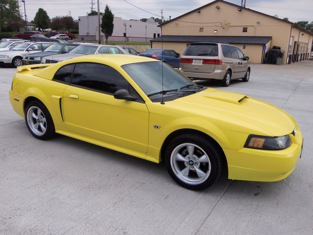 2002 Ford Mustang Gt Deluxe For Sale In Cincinnati Oh Stock