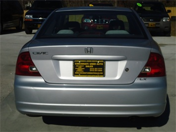 2001 Honda Civic LX - Photo 5 - Cincinnati, OH 45255