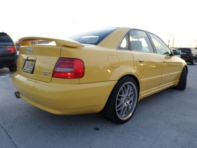 2001 Audi S4 Quattro For Sale In Cincinnati Oh Stock