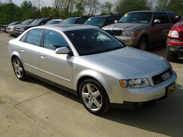 2003 audi a4 3 0 quattro for sale in cincinnati oh. Black Bedroom Furniture Sets. Home Design Ideas