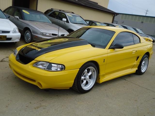 1998 Ford Mustang Svt Cobra Photo 3 Cincinnati Oh 45255