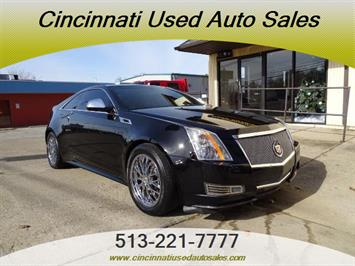 2011 Cadillac CTS 3.6L Coupe