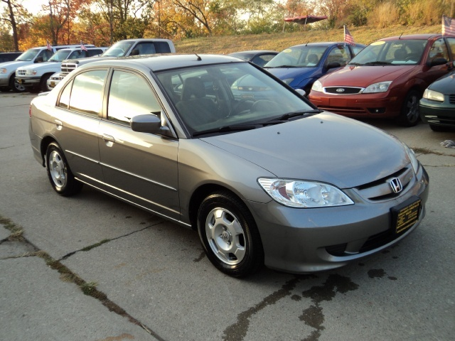 2004 Honda Civic Hybrid Photo 1 Cincinnati Oh 45255