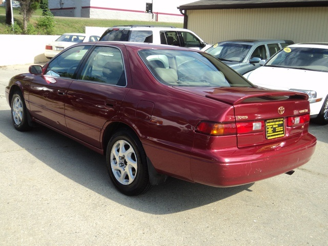 1997 toyota camry xle v6 for sale in cincinnati oh stock 10734 1997 toyota camry xle v6 for sale in