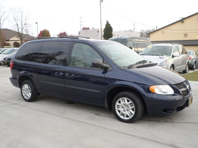 2003 dodge grand caravan sport for sale in cincinnati oh stock 11418. Black Bedroom Furniture Sets. Home Design Ideas
