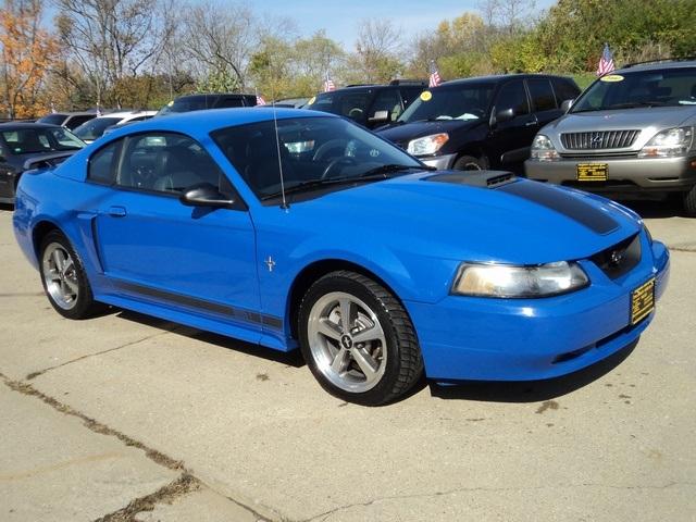 2003 Ford Mustang Mach 1 Premium For Sale In Cincinnati Oh Stock 10824
