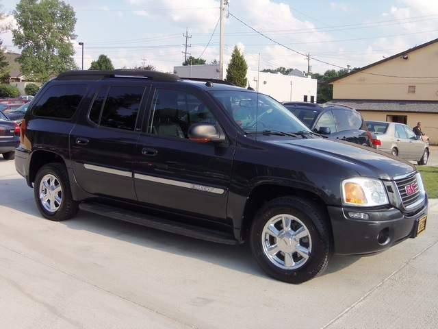 2005 gmc envoy xl slt for sale in cincinnati oh stock 11289. Black Bedroom Furniture Sets. Home Design Ideas