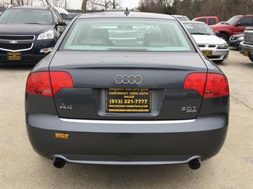2008 Audi A4 2.0T quattro - Photo 5 - Cincinnati, OH 45255