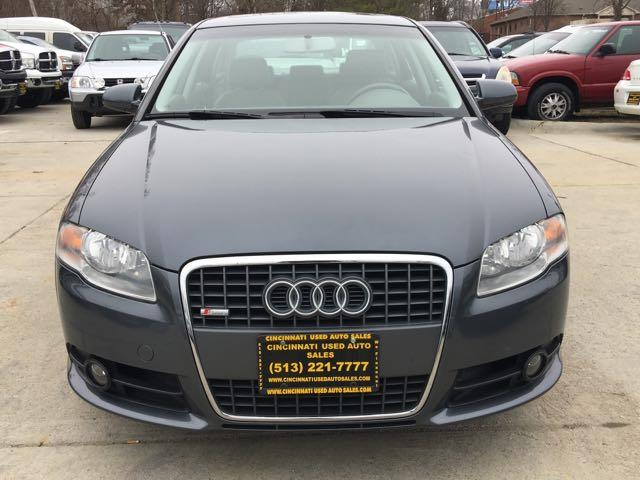 2008 Audi A4 2.0T quattro - Photo 2 - Cincinnati, OH 45255