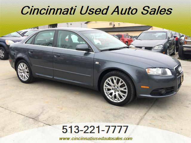 2008 Audi A4 2.0T quattro - Photo 1 - Cincinnati, OH 45255