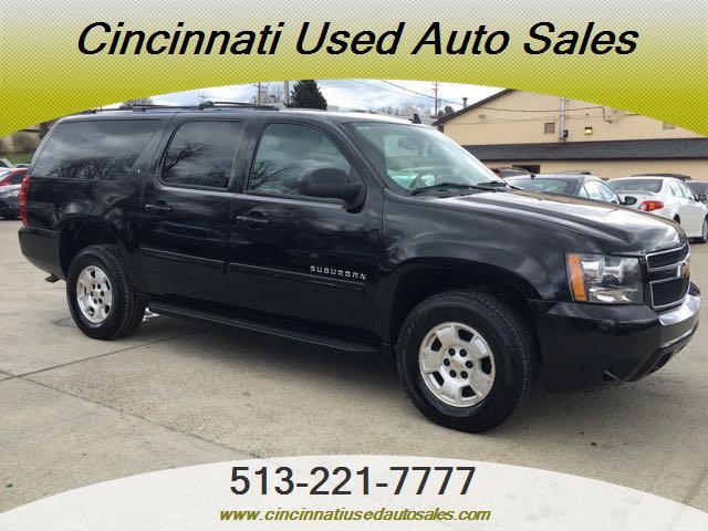 2012 Chevrolet Suburban LT 1500 - Photo 1 - Cincinnati, OH 45255