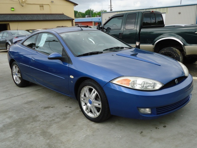 ford cougar 2002