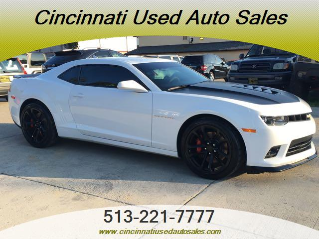 2014 chevrolet camaro 2ss rs 1le for sale in cincinnati oh stock tr10314. Black Bedroom Furniture Sets. Home Design Ideas