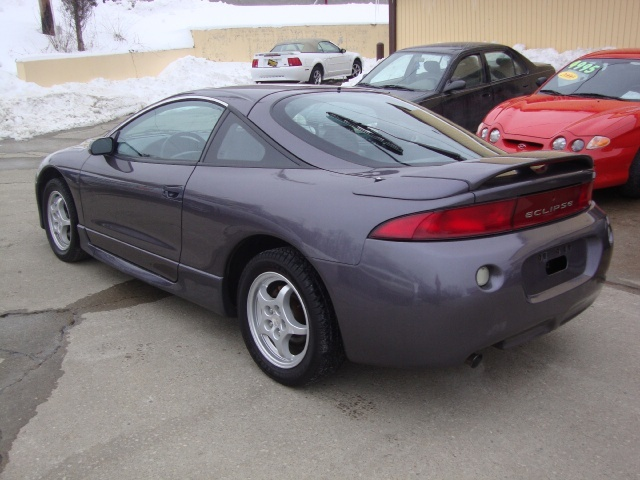 1998 mitsubishi eclipse gs for sale in cincinnati oh stock 10164 1998 mitsubishi eclipse gs for sale in