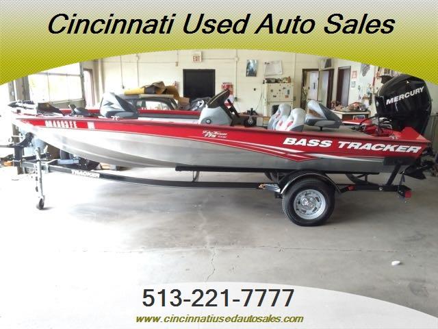 2012 Bass Tracker Pro Team 175 for sale in Cincinnati, OH