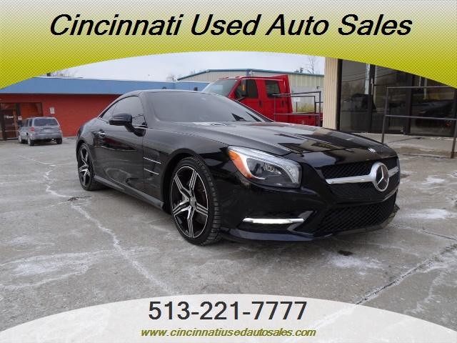 2013 Mercedes-Benz SL 550 - Photo 1 - Cincinnati, OH 45255