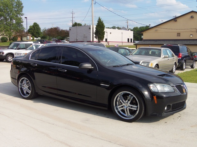 2008 Pontiac G8 Gt For Sale In Cincinnati Oh Stock 11282
