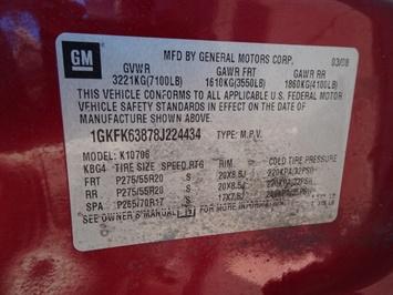 2008 GMC Yukon Denali - Photo 27 - Cincinnati, OH 45255