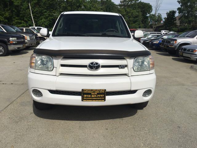 2005 Toyota Tundra Limited 4dr Double Cab Limited - Photo 2 - Cincinnati, OH 45255
