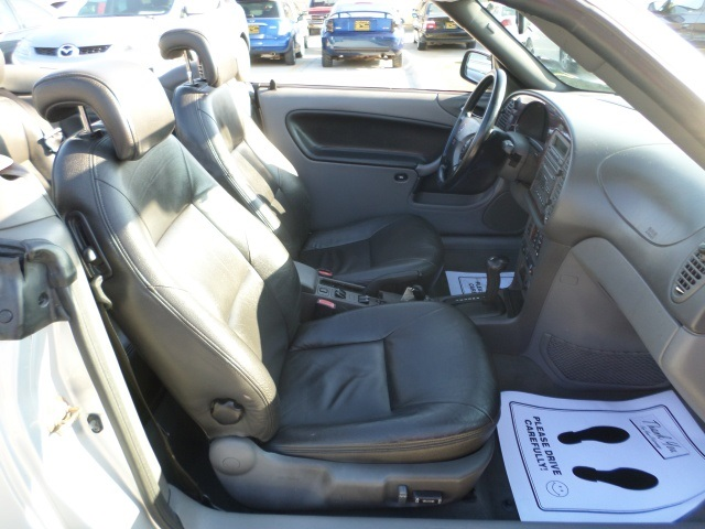 2003 saab 9 3 se for sale in cincinnati oh stock 11565. Black Bedroom Furniture Sets. Home Design Ideas