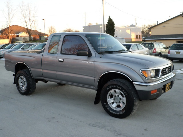 1996 Toyota Tacoma Photo 1 Cincinnati Oh 45255