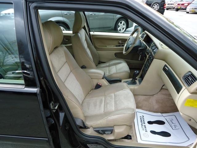 1998 volvo v70 r for sale in cincinnati oh stock 11055 for Volvo v70 leather interior for sale