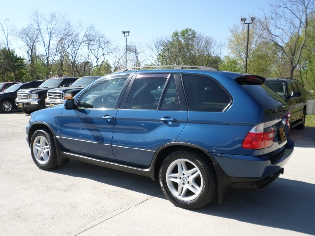 2002 Bmw X5 44i For Sale In Cincinnati Oh Stock 11555