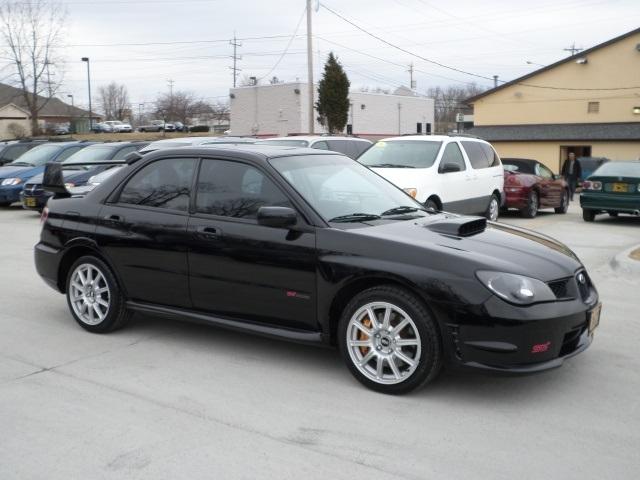 2007 Subaru Impreza Wrx Sti For Sale In Cincinnati Oh Stock 11530