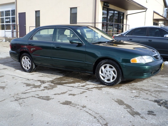 2001 mazda 626 es v6 for sale in cincinnati oh stock tr10175 2001 mazda 626 es v6 for sale in